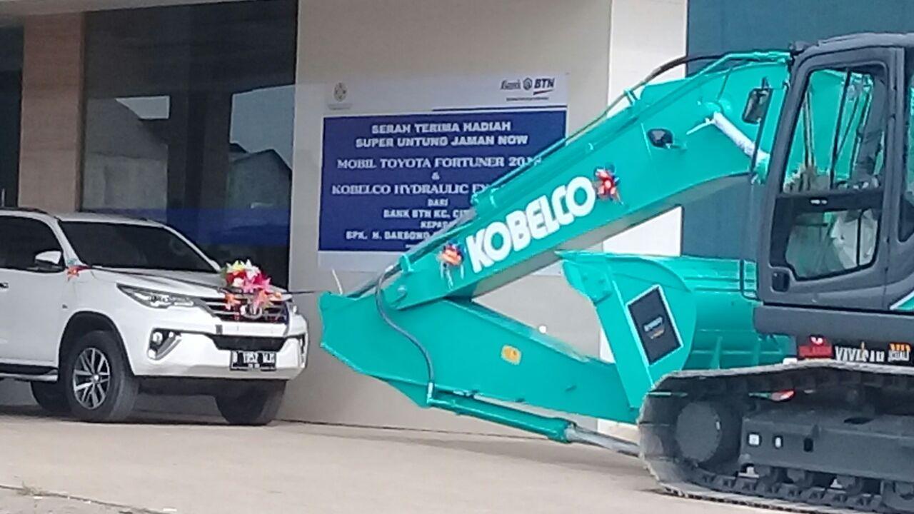 Yayasan Sasmita Jaya Grup Terima Hadiah Super Untung Jaman Now dari BTN