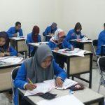 Puluhan Mahasiswa D3 Akuntansi Ikuti Uji Kompetensi