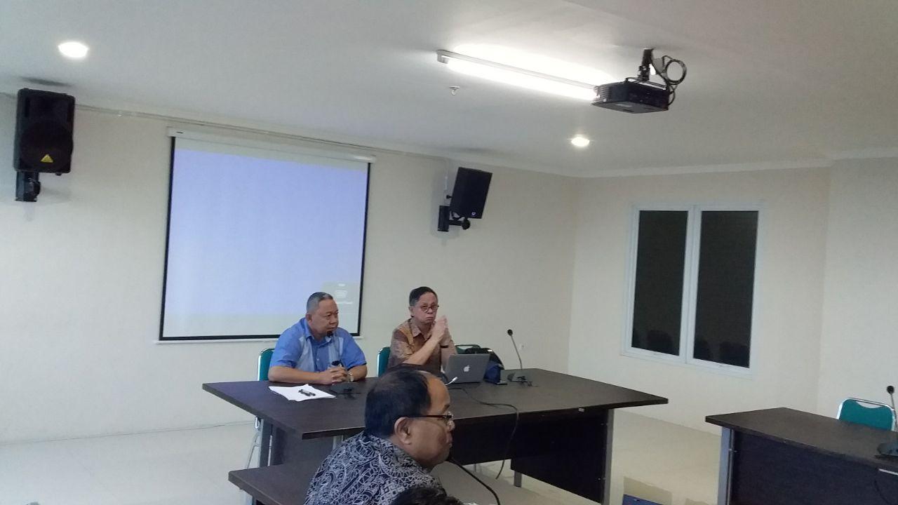 Staf Ahli UNY Dampingi Unpam Lakukan Perubahan Statuta