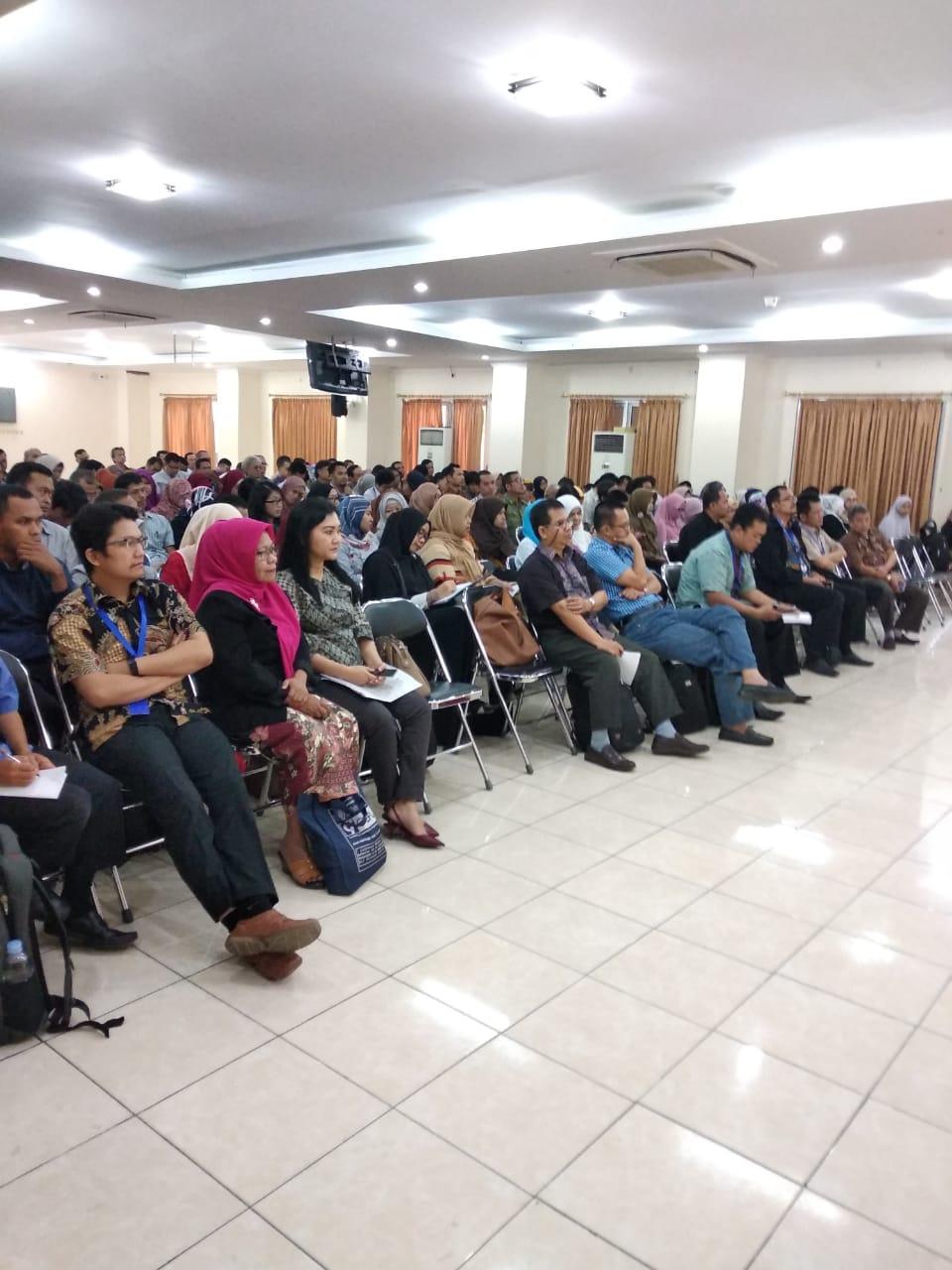 LL Dikti Sosialisasikan Pengurusan Jabatan Fungsional Dosen