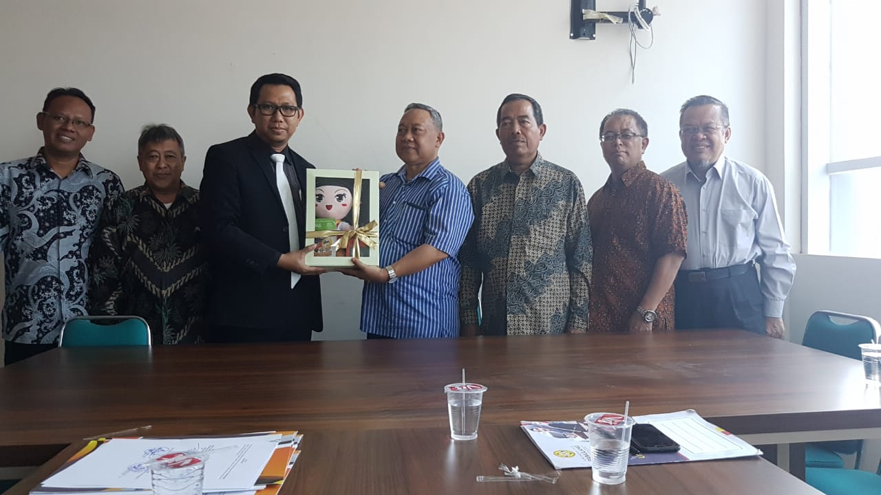 Kunjungi Unpam, Amikom Yogyakarta : Luar Biasa