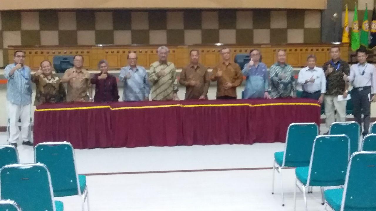 Ahli Waris Keraton Yogyakarta Kunjungi Unpam