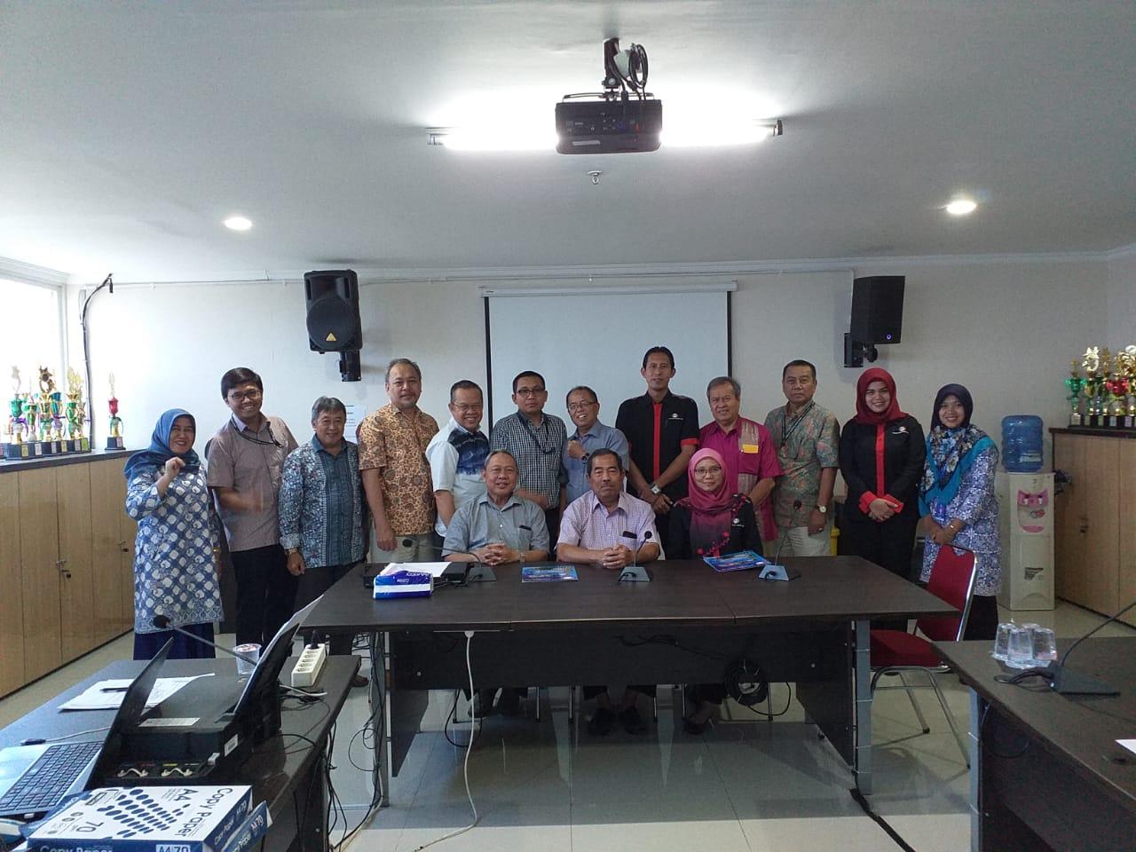 Resmi, Yayasan Sasmita Jaya Teken Kerja Sama dengan RS Medika BSD.