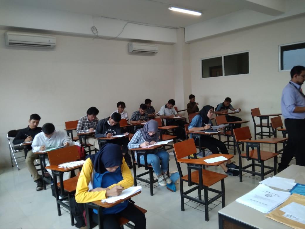 6576 Peserta  Ikuti SPMB Gelombang 2