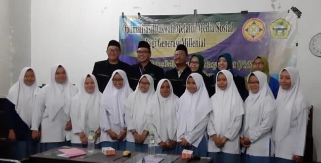 Isi Libur Perkuliahan, LKK Unpam Gelar Pengabdian Masyarakat di Jogja